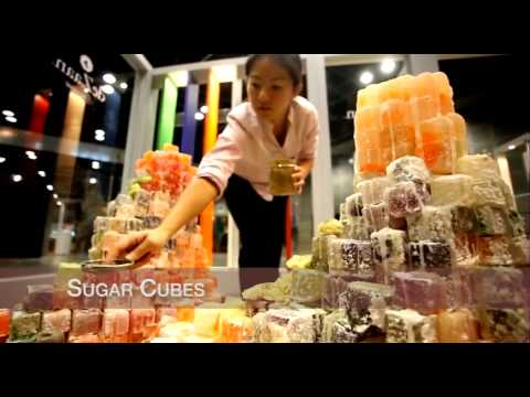 Edible art exhibition by Chef Janice Wong, Asia's pastry chef of the year, Asia best 50
