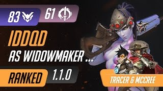 [Rating:83] Fnatic iddqd as Widowmaker, Tracer & McCree reach 61 Elims on Numbani Hybrid