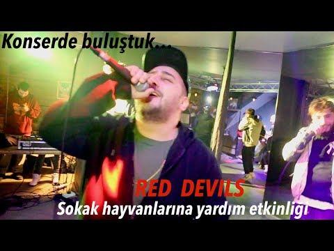 RED DEVILS MC İSTANBUL  Sokak Hayvanlarına Yardım Buluşması  (Emir Aksoy sahne performans)