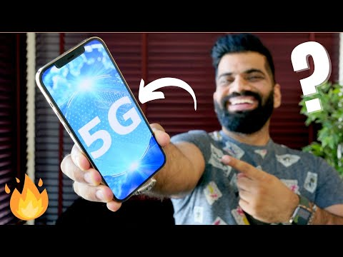 5G Trials In India - 5G Is Coming - Data Plans? 5G Phones?🔥🔥🔥