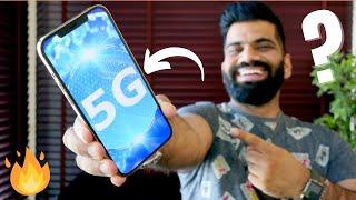 インドでの5Gトライアル-5Gが登場-データプラン? 5G電話?🔥🔥🔥