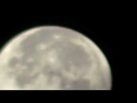 NIBIRU gravitational pull affecting the MOON!