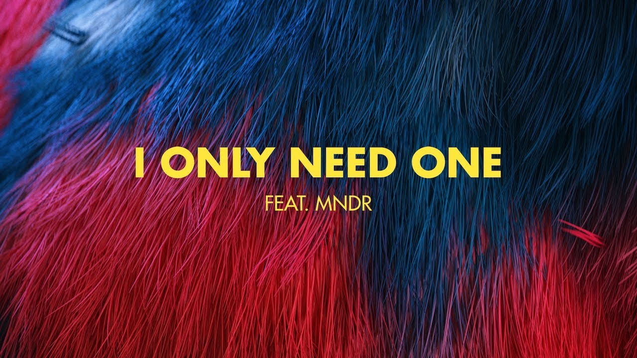 Bearson — I Only Need One feat. MNDR [Ultra Music]