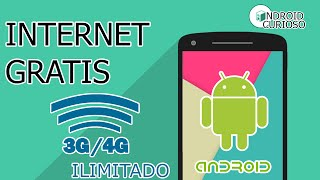 TOP 3 - Internet GRATIS Ilimitado para ANDROID - 3G/4G SEPTIEMBRE 2016