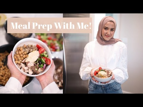 Healthy Meal Prep! | Daily Vlog - YouTube