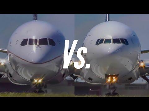 GEnx-1B vs. GE90-115B
