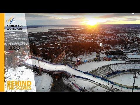 Racing on New Year's Day in Oslo   FIS Alpine