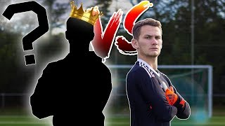 Keeper Battle: Loris vs. BEST GOALKEEPER ON YOUTUBE