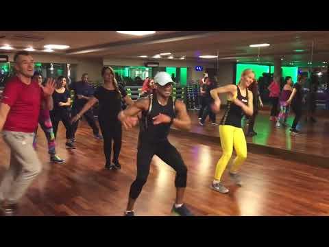 Cuban Cardio Keep Dreaming Black Friday Workout
