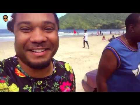Trinidad Family day at Maracas / Tyrico Beach WEEKEND VLOG