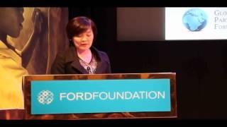 Keynote Address - Her Excellency- Madame Akie Abe, First Lady of Japan by : Black Tie Magazine