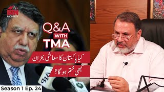 Gambar cover Q&A with TMA Episode 24 : Has Pakistan's economic crisis been averted?