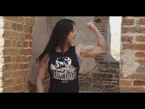 Modesta Halby - Women's Physique Champion - Fbb - Fitvids.co.uk