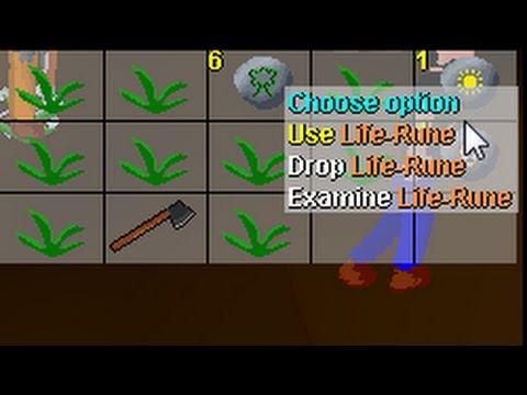 Runescape Classic is weird