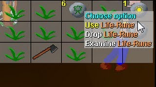 Runescape Classic is weird