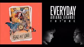 Bad At Love / Everyday (Halsey / Ariana Grande ft. Future) Mashup