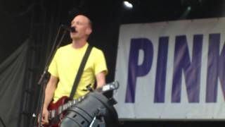 The Presidents of the USA Pinkpop Classic 2010 Lunatic to Love live