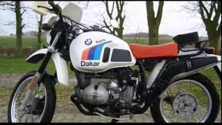 Задняя передача - История мотоциклов BMW