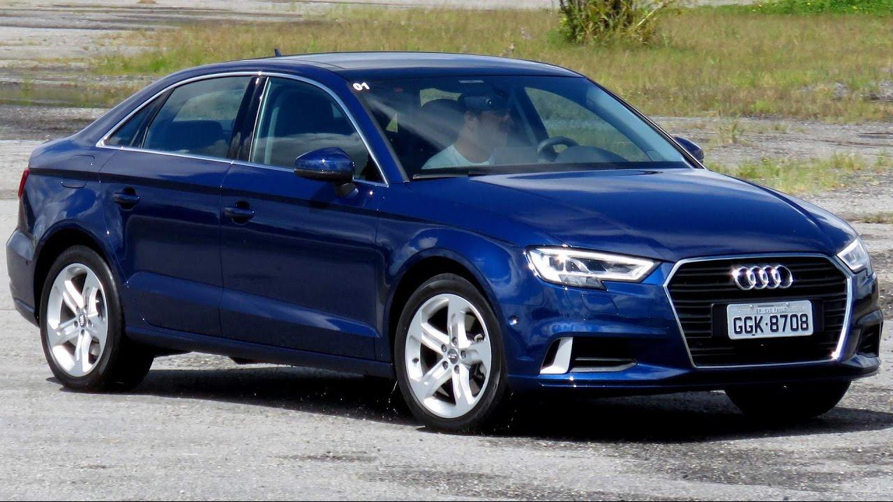 Novo Audi A3 Sedan 2017 Ambition: Preço, Consumo, Detalhes