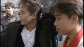 1992年 諸星和己 & 山本淳一.