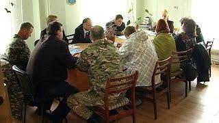 У Коломиї відбулася нарада учасників АТО з представниками служб(