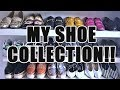 MY SHOE COLLECTION!! TOPSHOP, GUCCI,, CHLOE