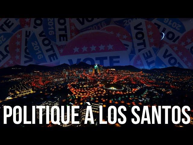 Politique à Los Santos - Police sur FailyV - GTA V RP