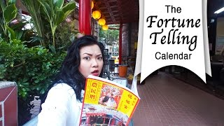 CHINESE NEW YEAR SPECIAL // Fortune Telling Lunar Calendar