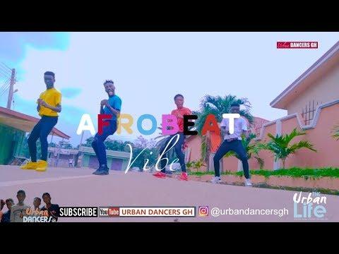 Urban Dancers Gh – AFROBEAT Vibes (Dance Video) Shot By CFresh Opoku