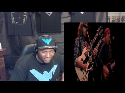 Eagles - Hotel California (Live. At The Capital Centre, 1977) REACTION