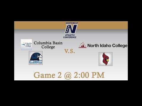 Columbia Basin Community College vs North Idaho College: Game 2