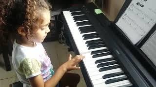 Baby Shark Piano