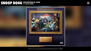 Snoop Dogg - Wintertime in June (feat. Nate Dogg) (Audio)