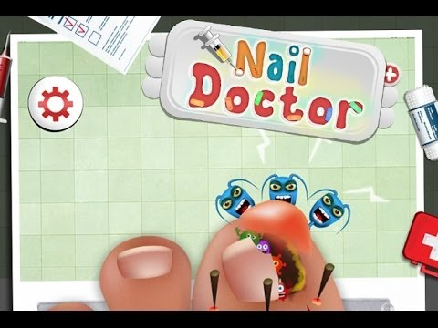 Nail Doctor - Kids Game iPhone/Android (Gameplay Video) by Arth I ...