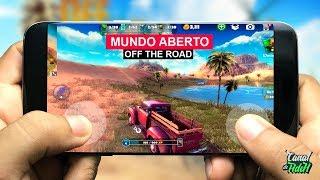NOVO INCRÍVEL MUNDO ABERTO PARA CELULAR - Off The Road (PT-BR)