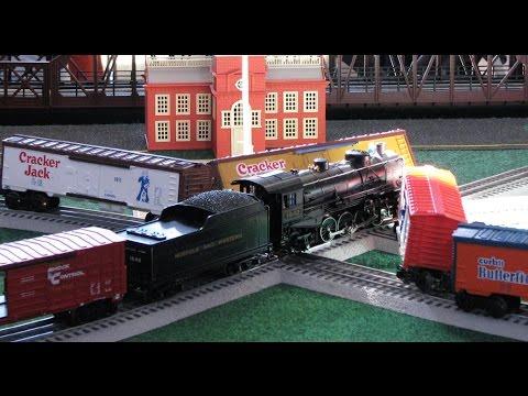3-Rail, O-Scale, model railroading fun!
