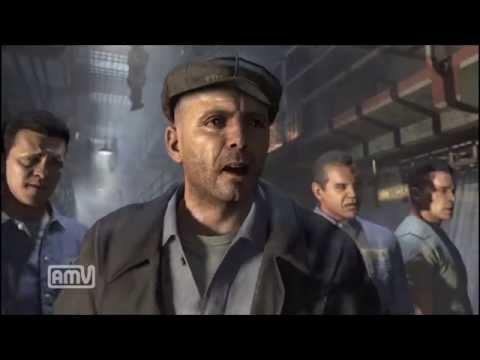 Call of duty Black Ops2 - 115 Music Video in Alcatraz