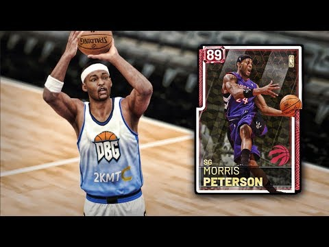 NBA 2K19 RUBY MO PETERSON IS THE GOAT!! *40+ POINTS* | THE BEST RUBY IN NBA 2K19 MyTEAM!!