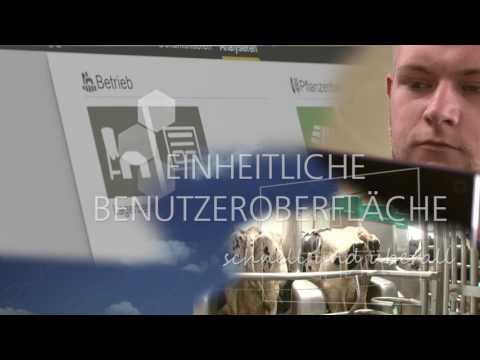 GEA Dairy Farming - GEA DairyNet in 365FarmNet_DE