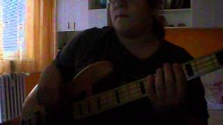 Bob Marley & The Wailers Survival Version Bass Cover