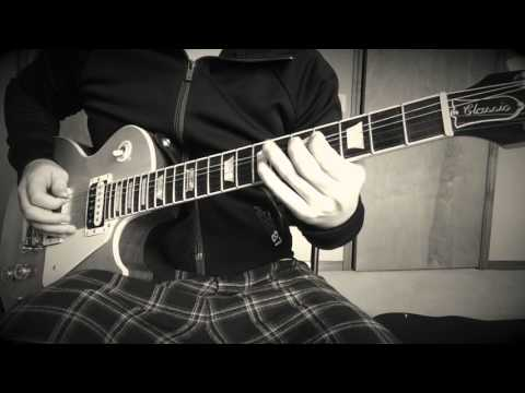 Guitar Cover (Clutch - X-Ray Visions) New Psychic Warfare Album