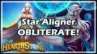 Star Aligner OBLITERATE! - Boomsday / Constructed / Hearthstone