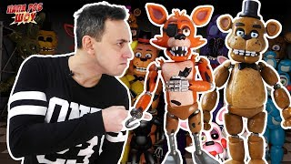 Папа Роб играет в Five Nights at Freddy's 6!