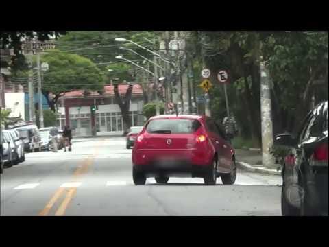Três motoristas embriagados provocam acidentes em SP