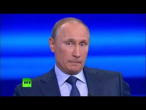 Путин о счетах