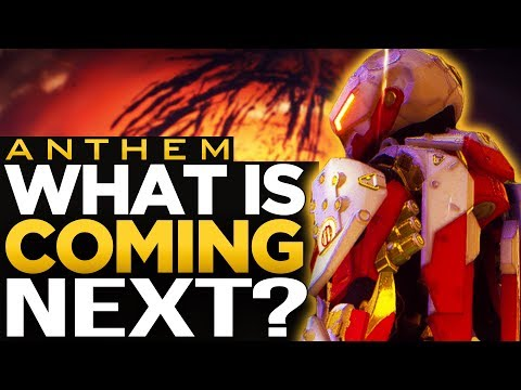 Anthem | BioWare on What's Next After Cataclysm