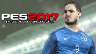 Мэддисон играет в Pro Evolution Soccer 2017 Сборная госдумы