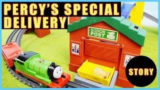 Percy's Special Delivery | Thomas and Friends Toy Story Full Episode