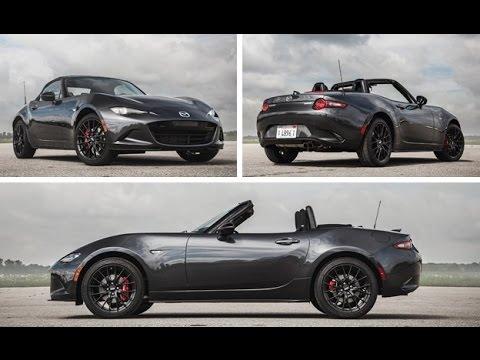 2016 Mazda Miata Mx 5 Club Test Driving And Energy