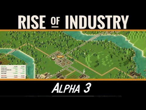 Rise Of Industry Alpha
